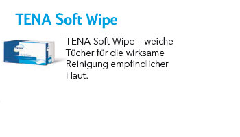 Tena Soft Wipe