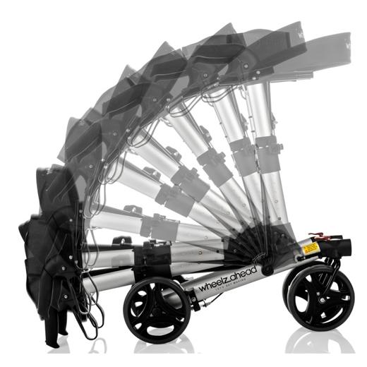 rollator track ii leichtgewicht komplett set ca 7 0 kg. Black Bedroom Furniture Sets. Home Design Ideas