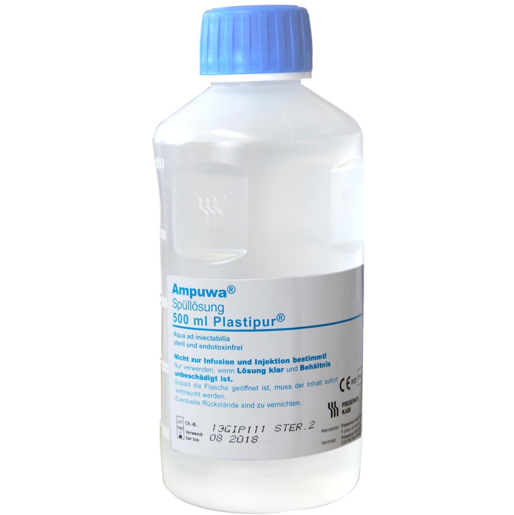 Sterilwasser 500ml